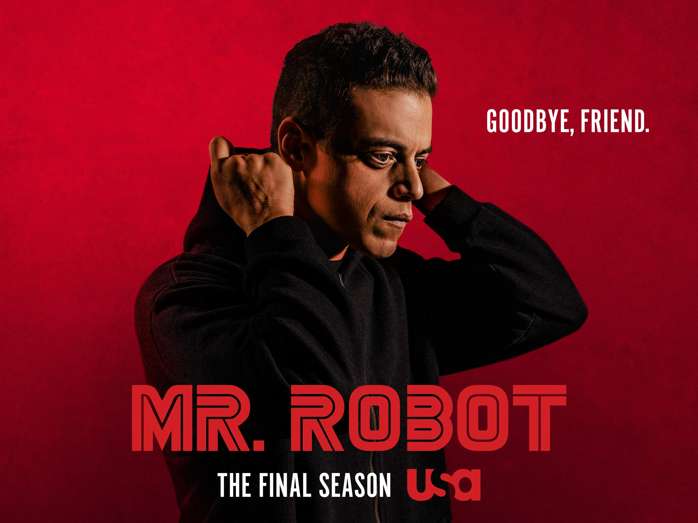 Marco Grob Shoots Key Art for Final Season of 'Mr. Robot'