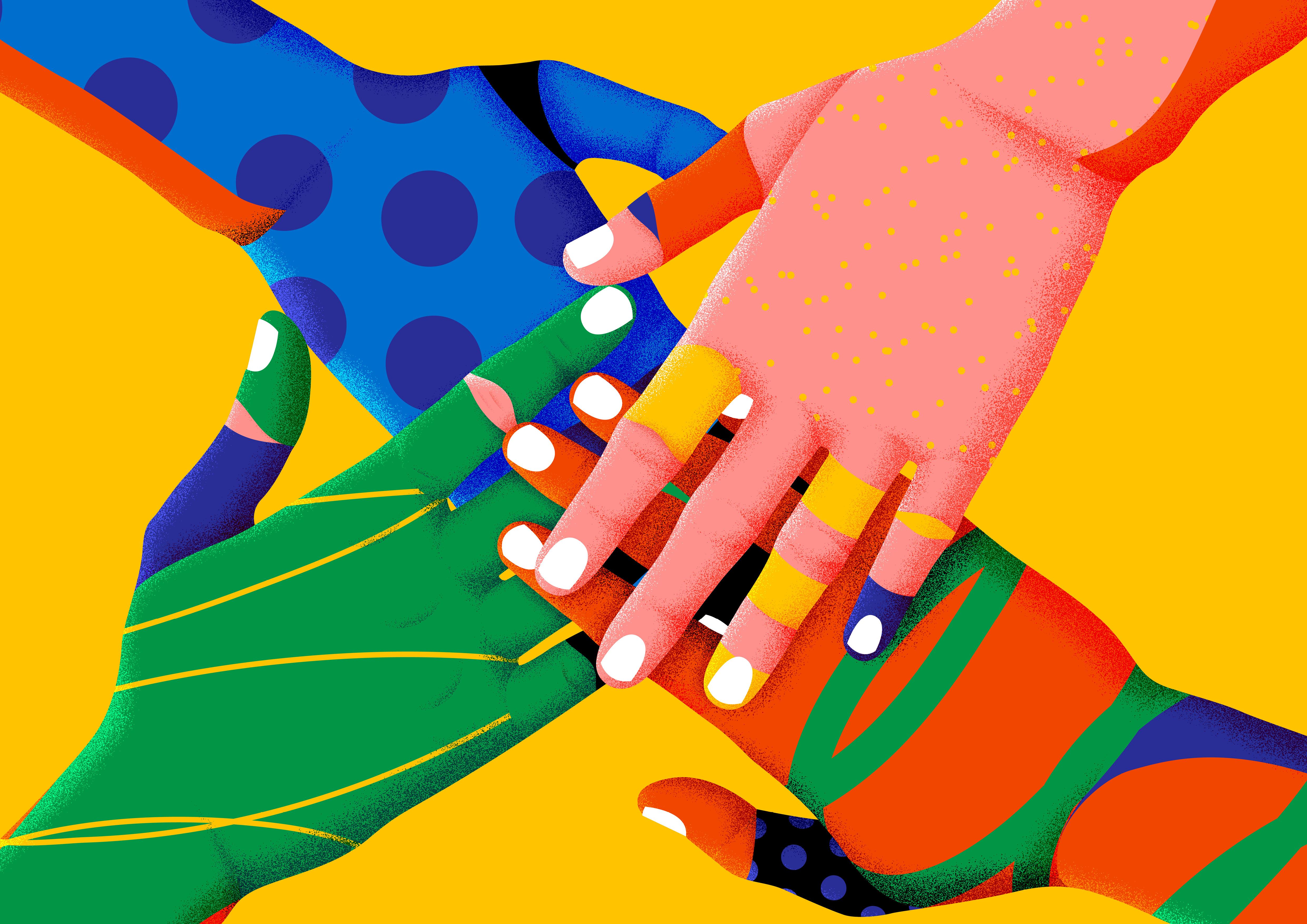Karan Singh Illustrates Key Visuals for Southeast Asian Games 2019