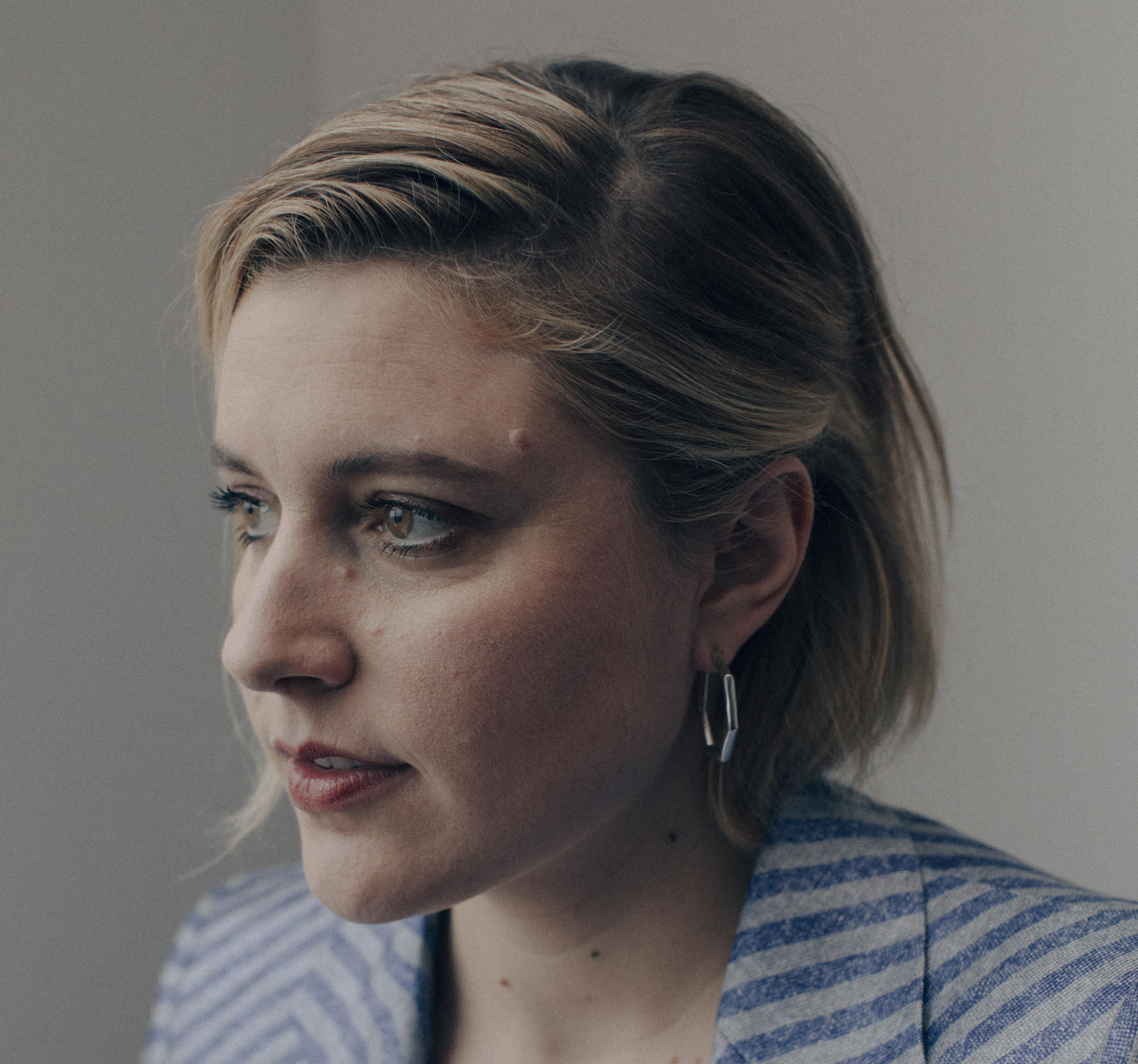 Celeste Sloman Photographs Greta Gerwig for The Washington Post
