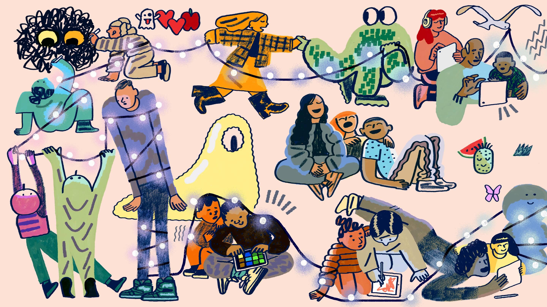 Josh Cochran Creates Illustration for