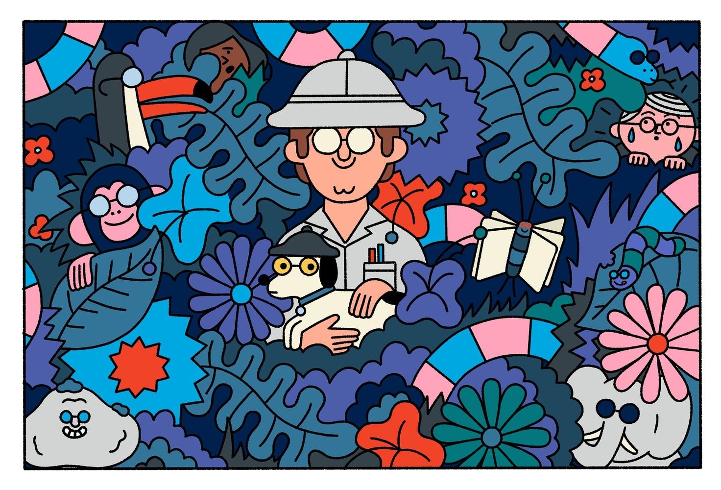 ATRBUTE Welcomes Leillo, the Illustration Studio of Leon Edler