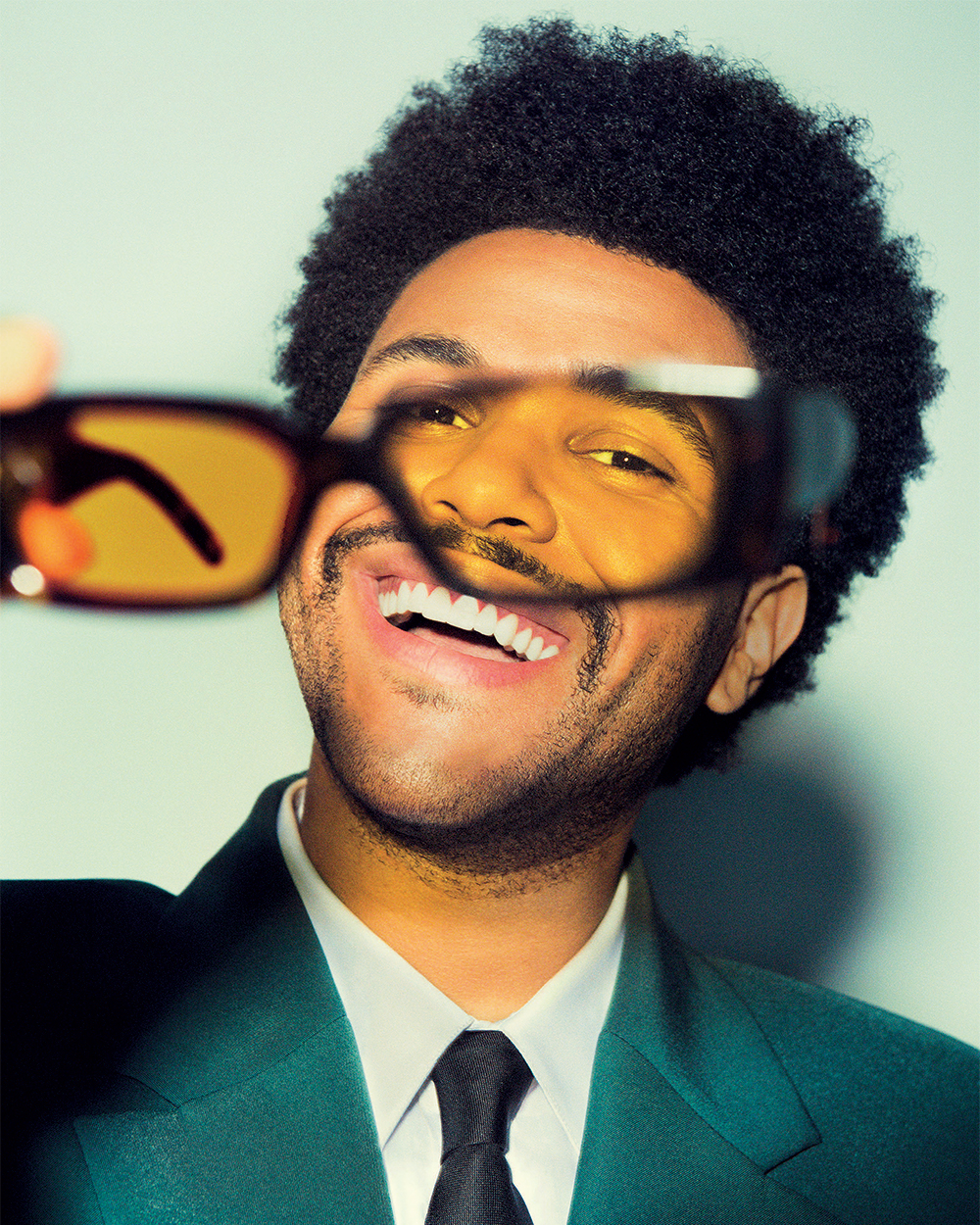 Pari Dukovic Photographs The Weeknd for Variety Cover Story