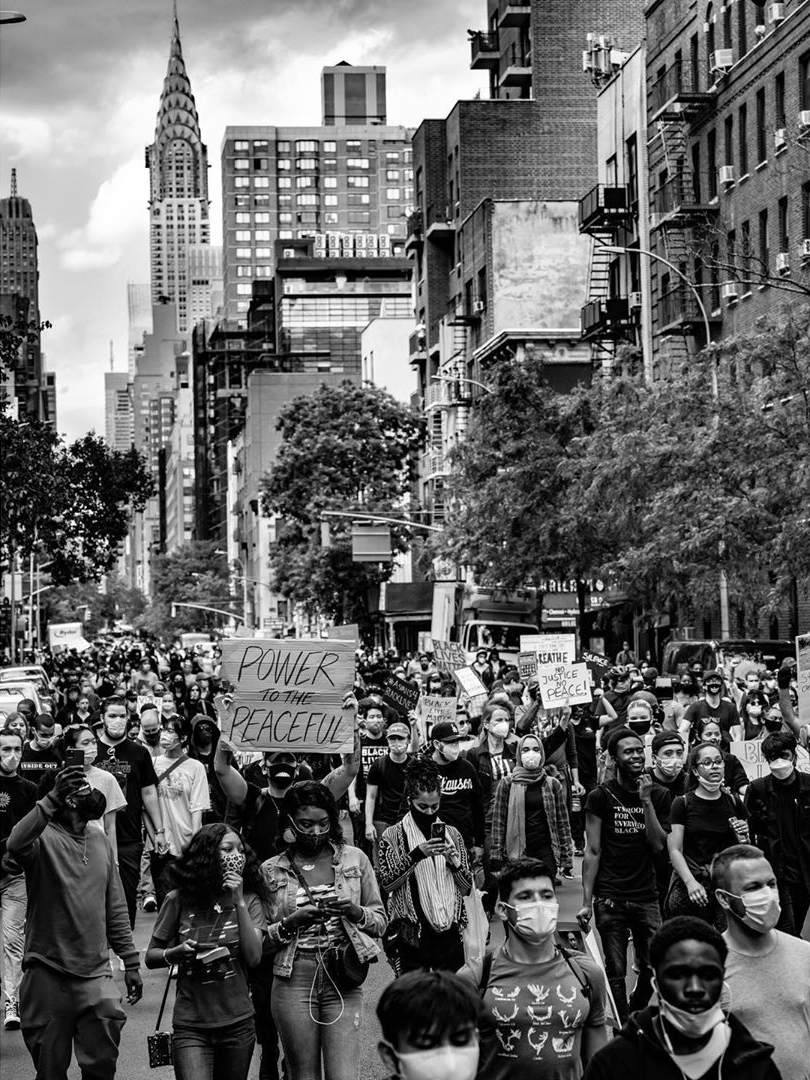 ATRBUTE Photographers Document Protests in NYC