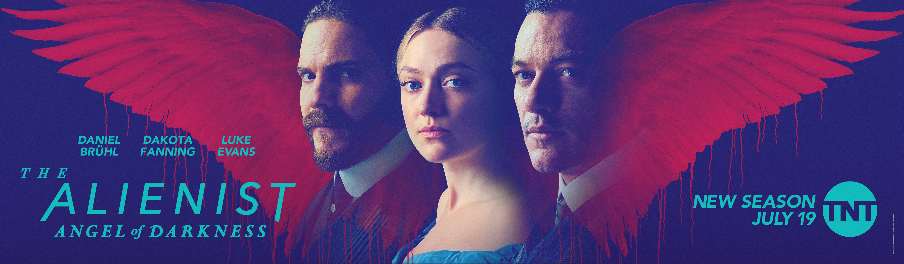 Marc Hom Shoots Poster Art for Second Season of 'The Alienist'