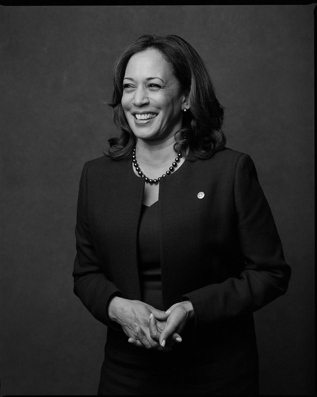 Celeste Sloman Photographs Vice Presidential Candidate Kamala Harris for the New York Times