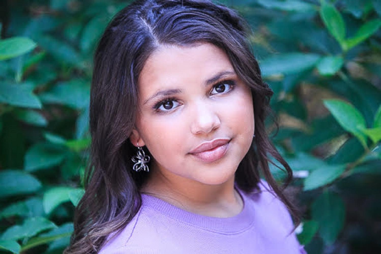 Alivia Moreno represented by The Tabb Agency