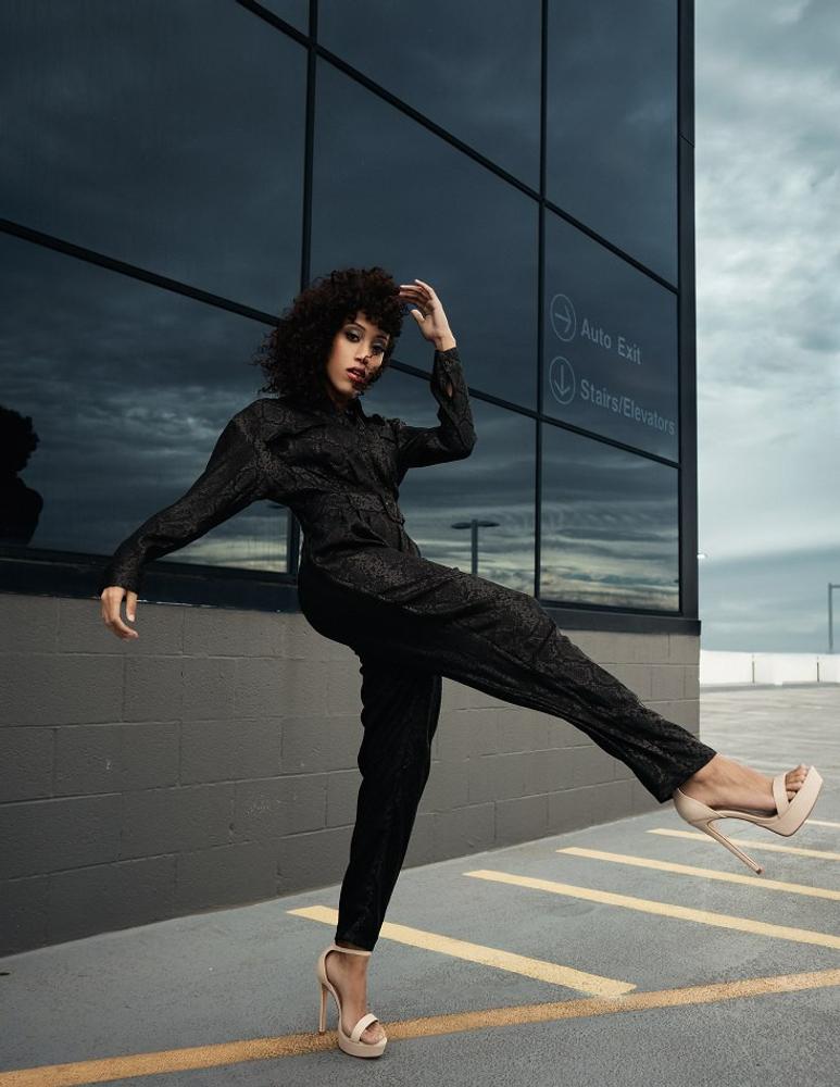 Bryanna Verhelle represented by The Tabb Agency