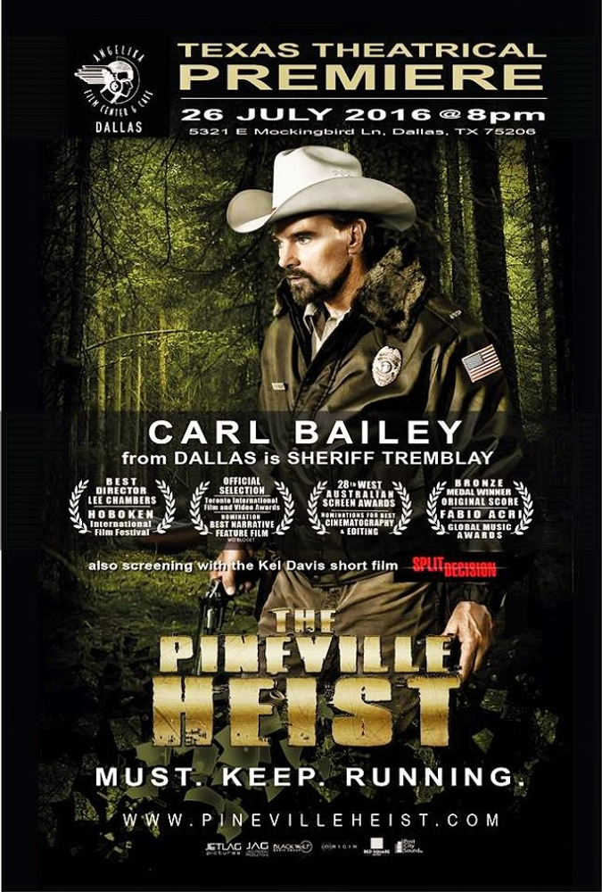Carl Bailey represented by The Tabb Agency