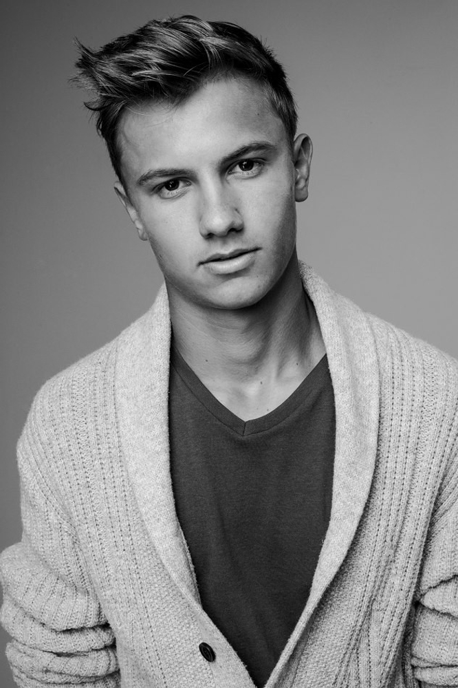 Colby Heiden represented by The Tabb Agency