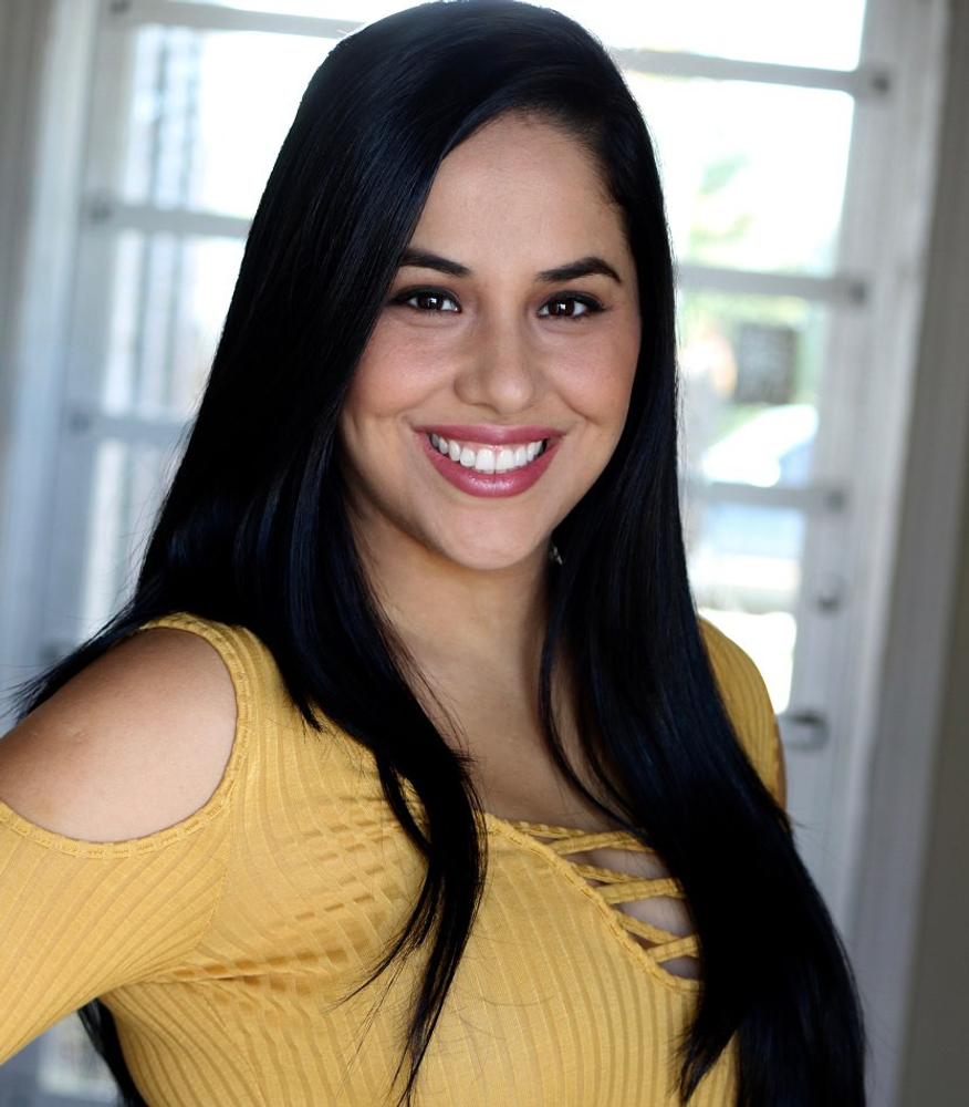 Edna Garcia represented by The Tabb Agency