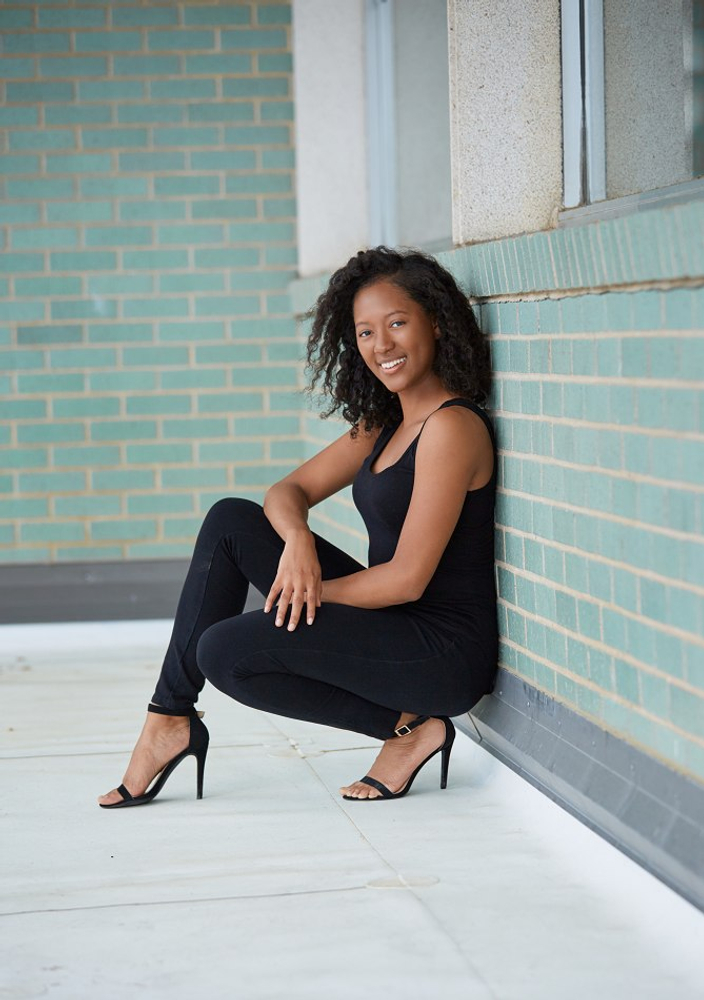 Jasmine Newell represented by The Tabb Agency