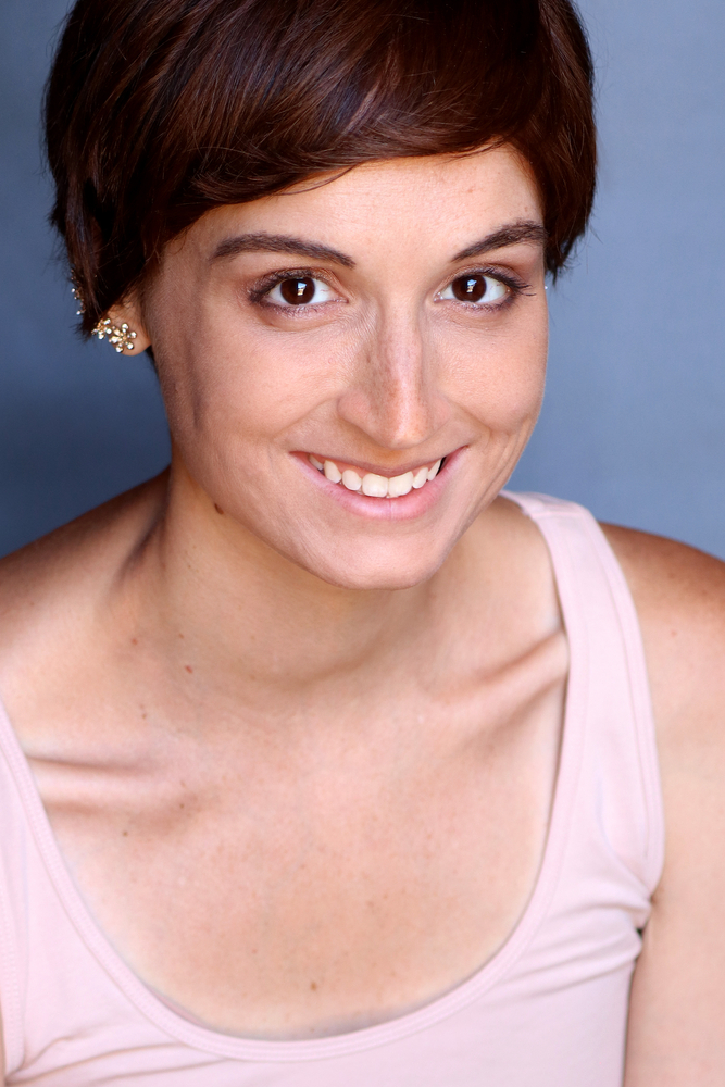 Jessica Pierson represented by The Tabb Agency
