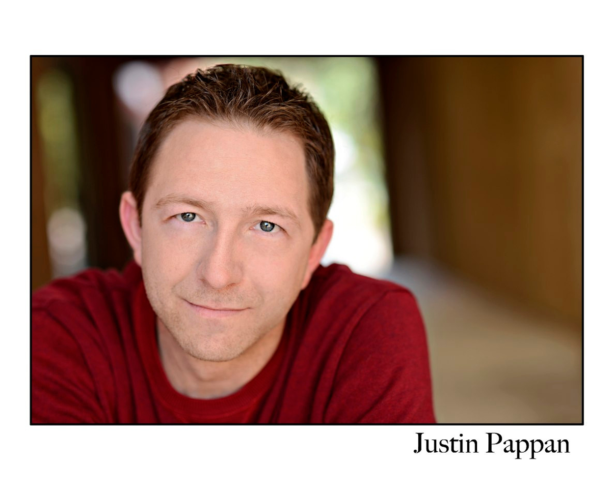 Justin Pappan represented by The Tabb Agency