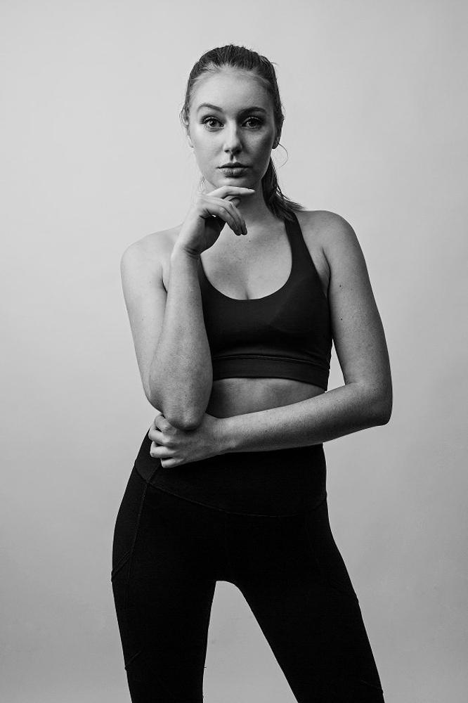 Kelsey Torcom represented by The Tabb Agency