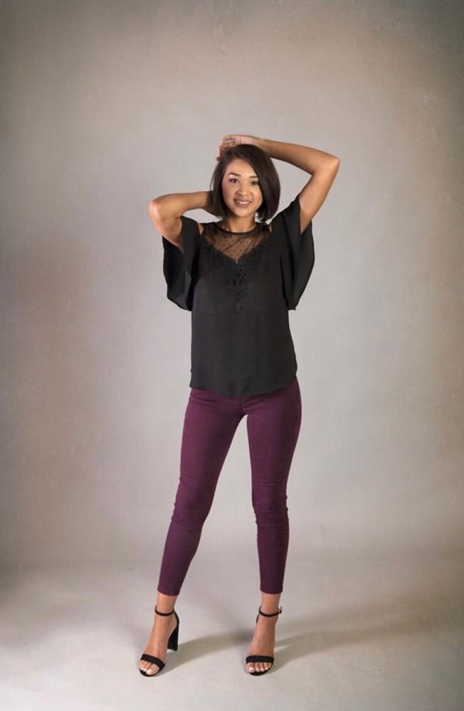 Malezhia Fuller represented by The Tabb Agency