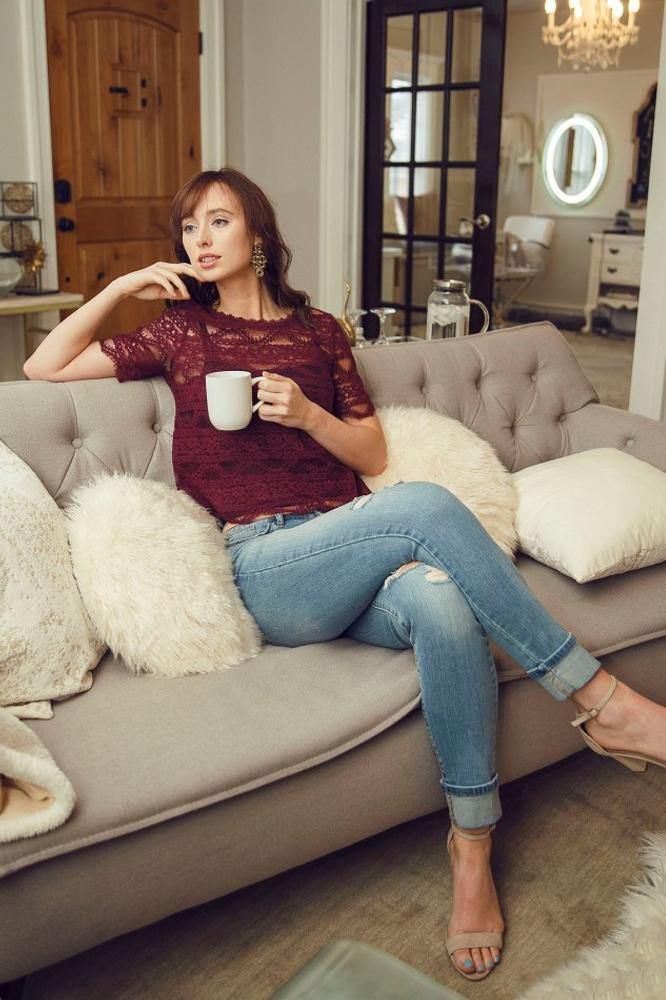 Megan Bintliff represented by The Tabb Agency