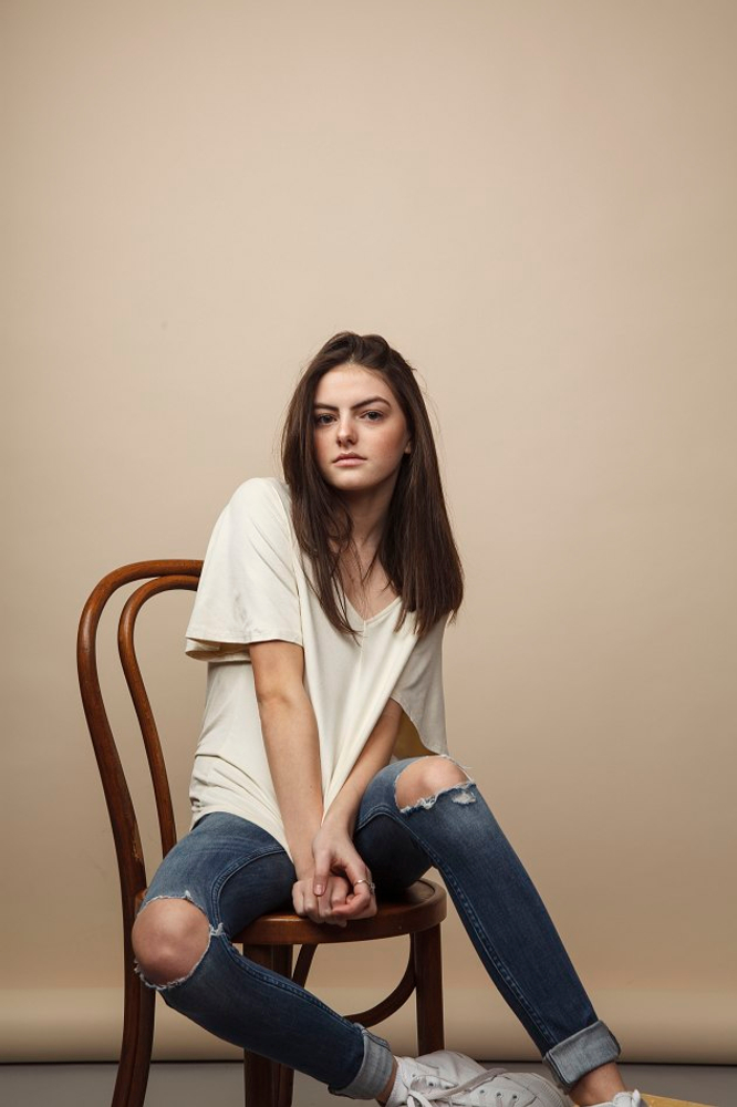 Paige Sullivan represented by The Tabb Agency