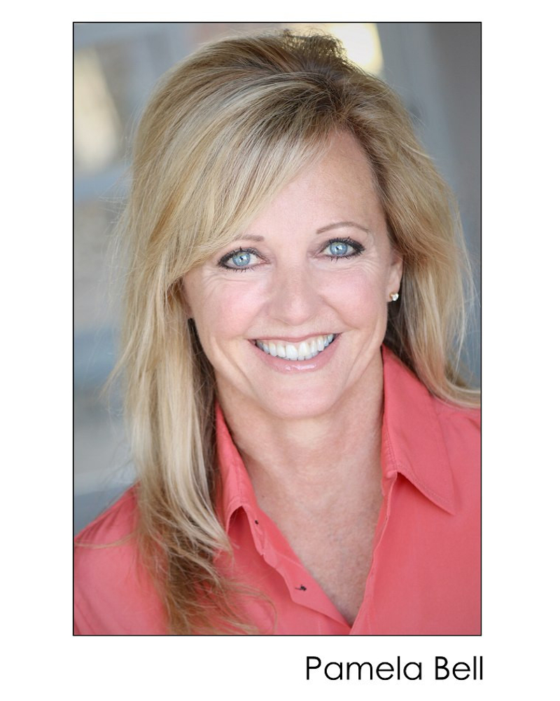 Pamela Bell represented by The Tabb Agency