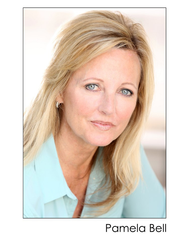 Pamela Bell represented by The Tabb Agency