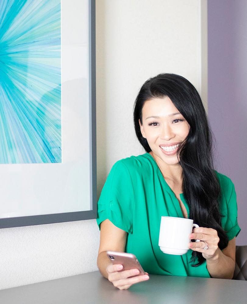 Phuong Nguyen Kubacki represented by The Tabb Agency