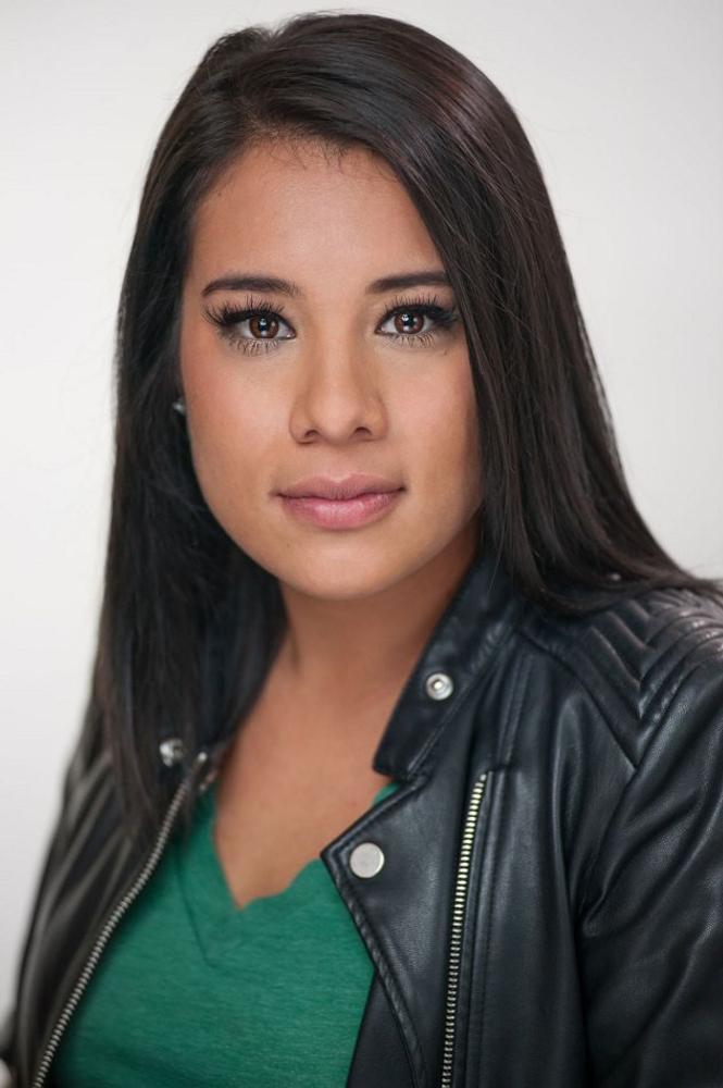 Sabrina Janson represented by The Tabb Agency