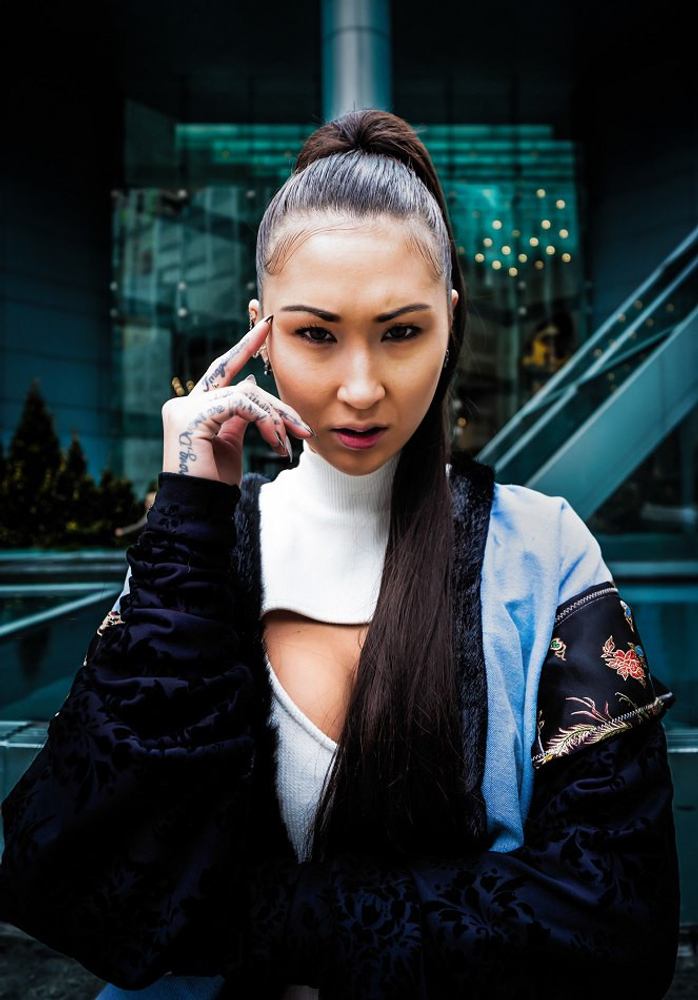 Shei Phan represented by The Tabb Agency