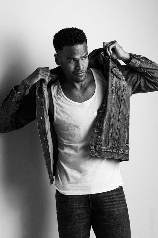 Terrance Charles represented by The Tabb Agency