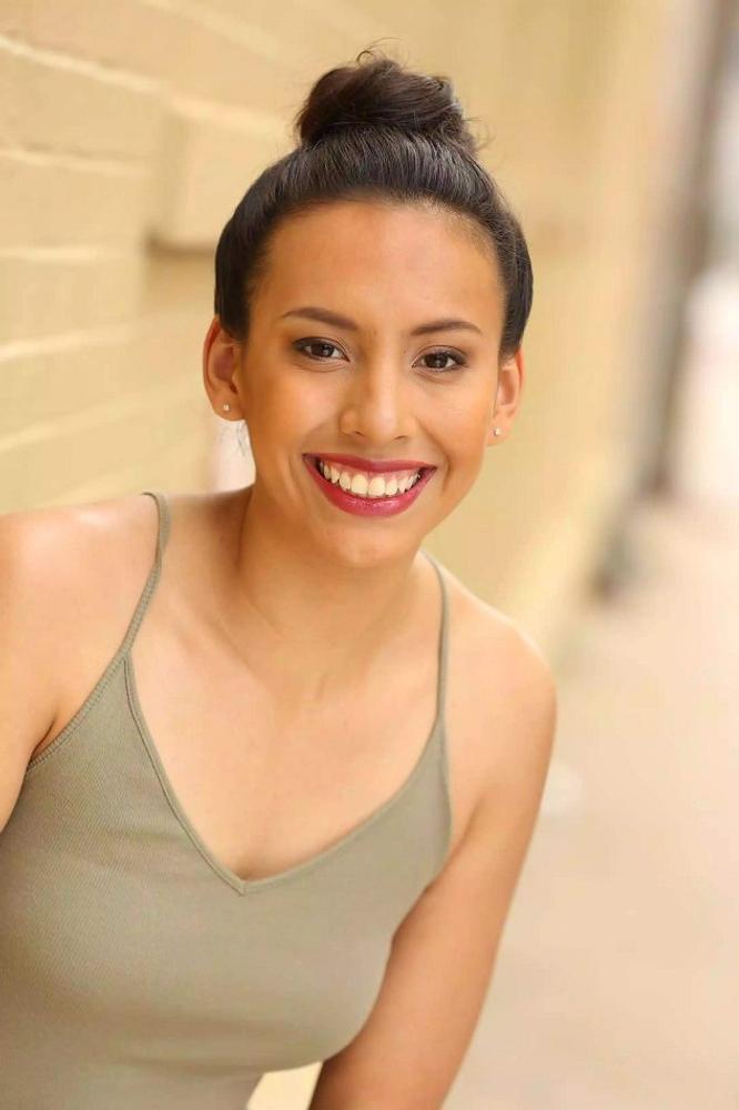 Veronica Harjo represented by The Tabb Agency