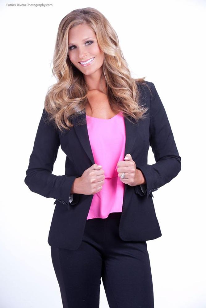 Stephanie Hibbert represented by The Tabb Agency