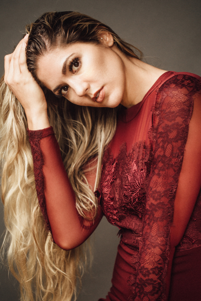 Amanda Carper represented by The Tabb Agency