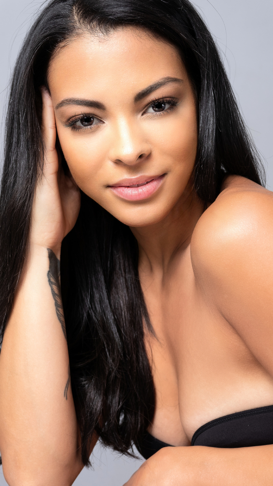 Triana Browne represented by The Tabb Agency