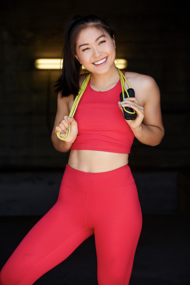 Nicole Jia represented by The Tabb Agency