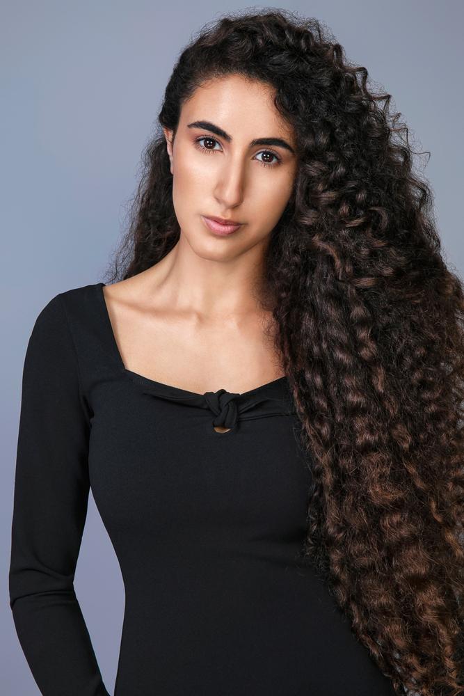 Aalaa Ubeidat represented by The Tabb Agency