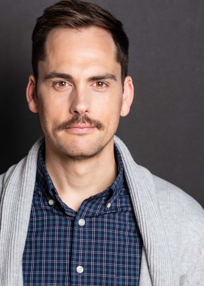 Sean Hankinson represented by The Tabb Agency