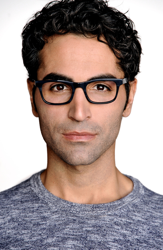Blake Massad represented by The Tabb Agency